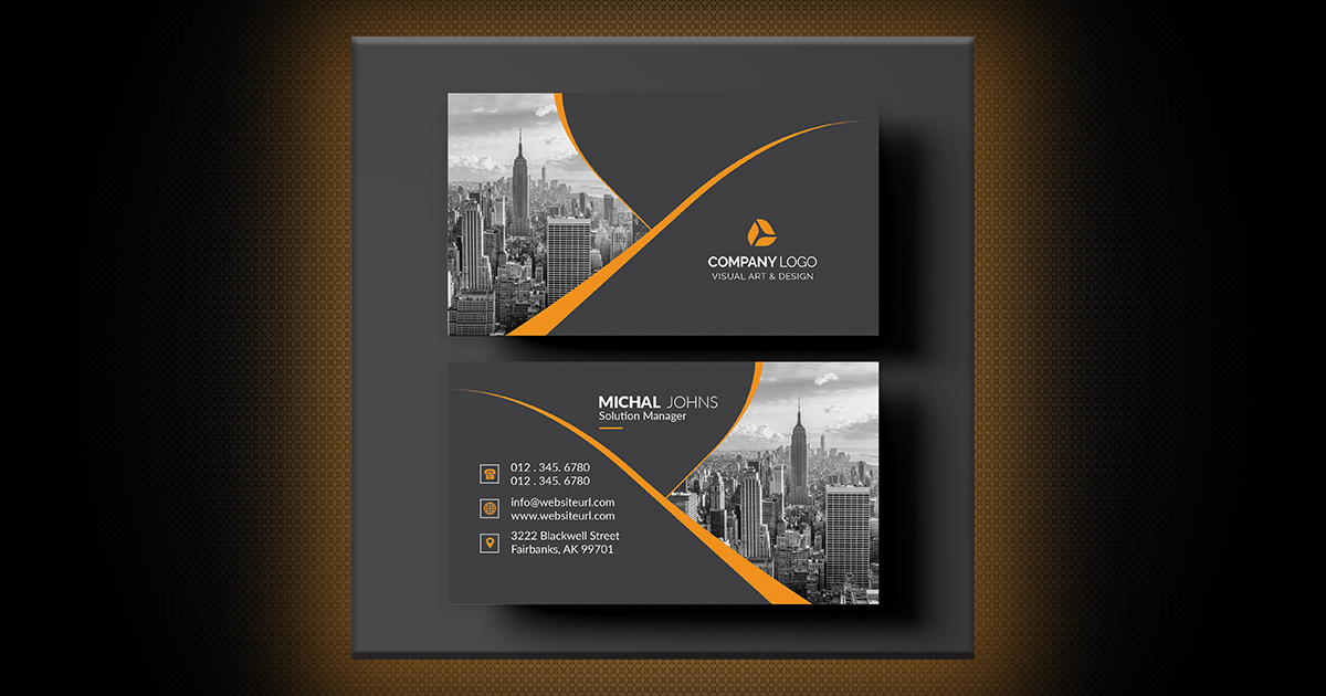 Business Card Mock-Up#3