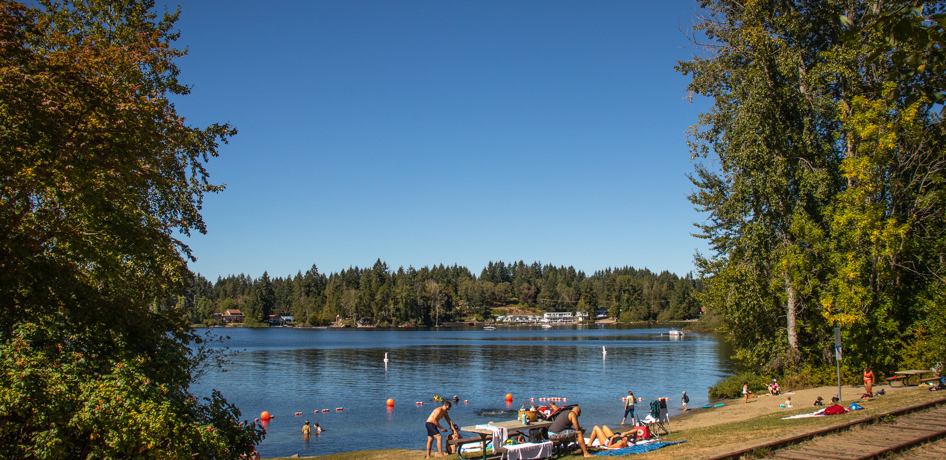 Shawnigan Wharf Park (Freedom Visuals Photography)
