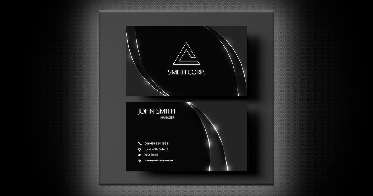 Business Card Mock-Up#2