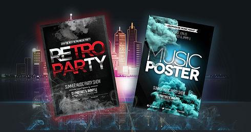 Music Posters Website Mockups.jpg