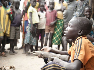 Ger Duany: I was a child soldier