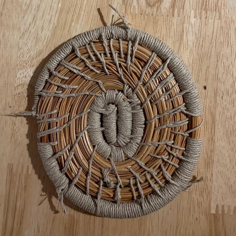 Pine Needle Basket Workshop