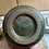 Thumbnail: Emerald Green Wheelthrown Handcarved Pot