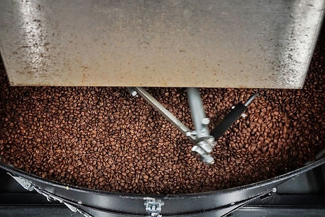 Freshly roasted specialty coffee
