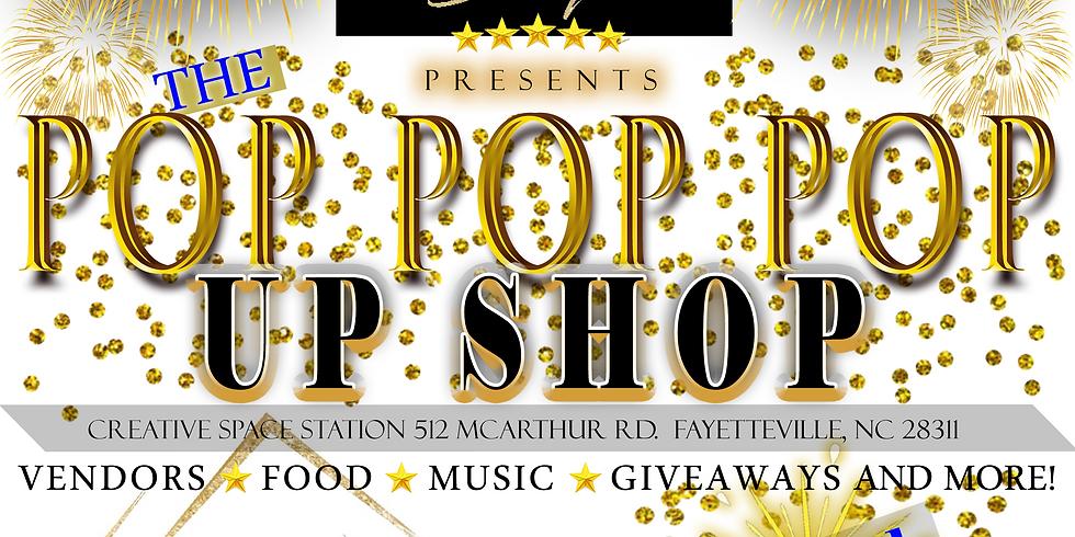 Pre Tee P Boutique Pop Up Shop