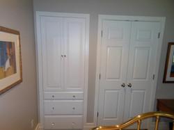 new guest closets