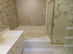 master bathroom before 2