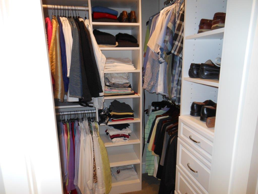 new custom closet