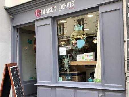Denise's donuts va ouvir 2 nouveaux points de vente à Rennes.