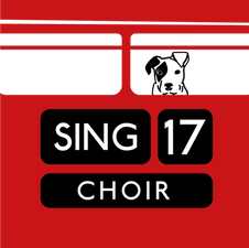 New logo Sing17 by creativehannah.com