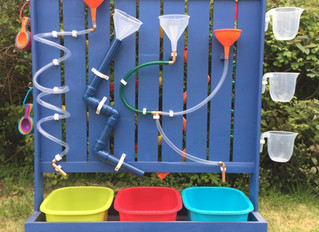 New Children's Water Station Promotion - 10% discount on orders received in May 2017