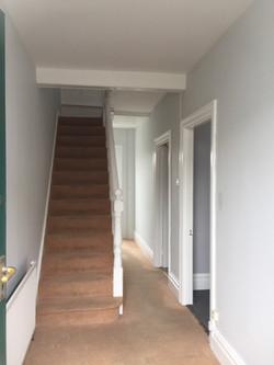 Hallway & Stairways - painting