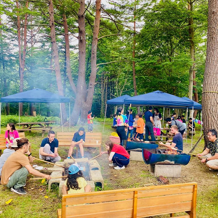 2021 小学生バイブルキャンプ