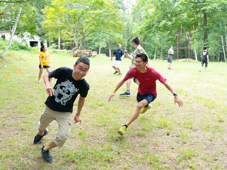 ユース!2019中高生バイブルキャンプ 2日目 パート1