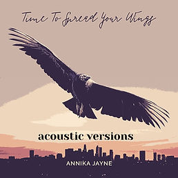 Time to spread your wings Acoustic Versi