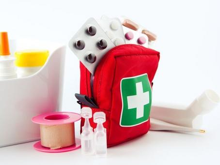 Το φαρμακείο των διακοπών για γονείς