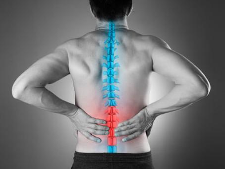 Καθημερινός πόνος στη μέση: Τι μπορείτε να κάνετε
