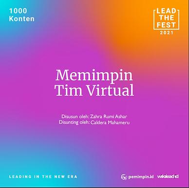 Memimpin  Tim Virtual