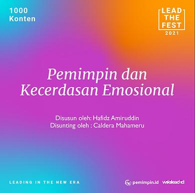 Pemimpin dan  Kecerdasan Emosional