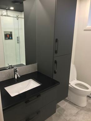 meuble lavabo sur mesure
