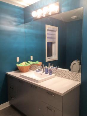 salle d'eau meuble