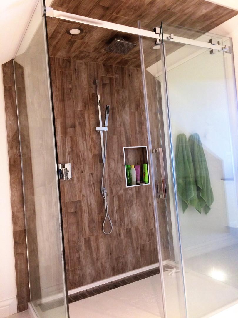 salle de douche design