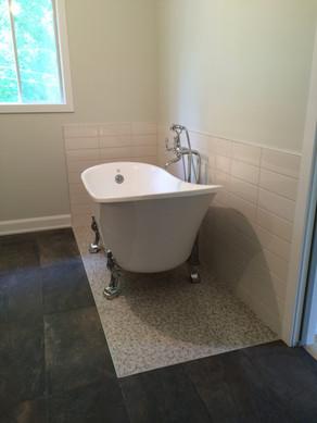projet salle de bain