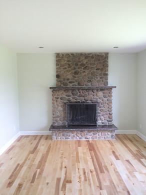 Foyer brique