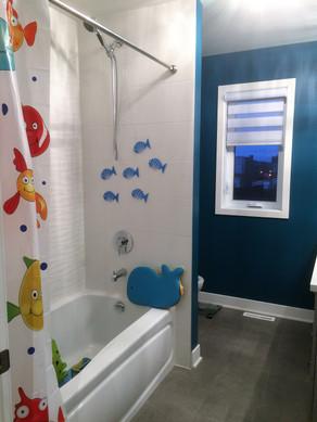 conception plan salle de bain