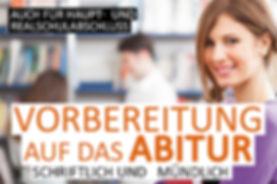 Abitur Crash Kurs Abiturkurs Abiturvorbereitung
