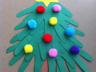 Quick and easy Christmas trees