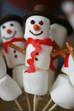 RECIPE: Snowmen Marshmallows