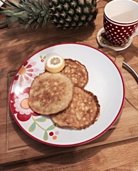 Perfect Protein Pancakes