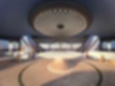 Ceiling Yacht design lamp