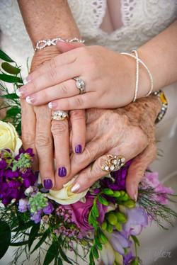 3 Generations of brides