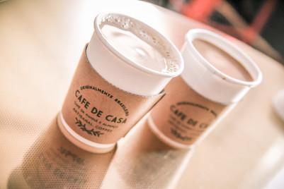 Cafe De Casa SAn Fran