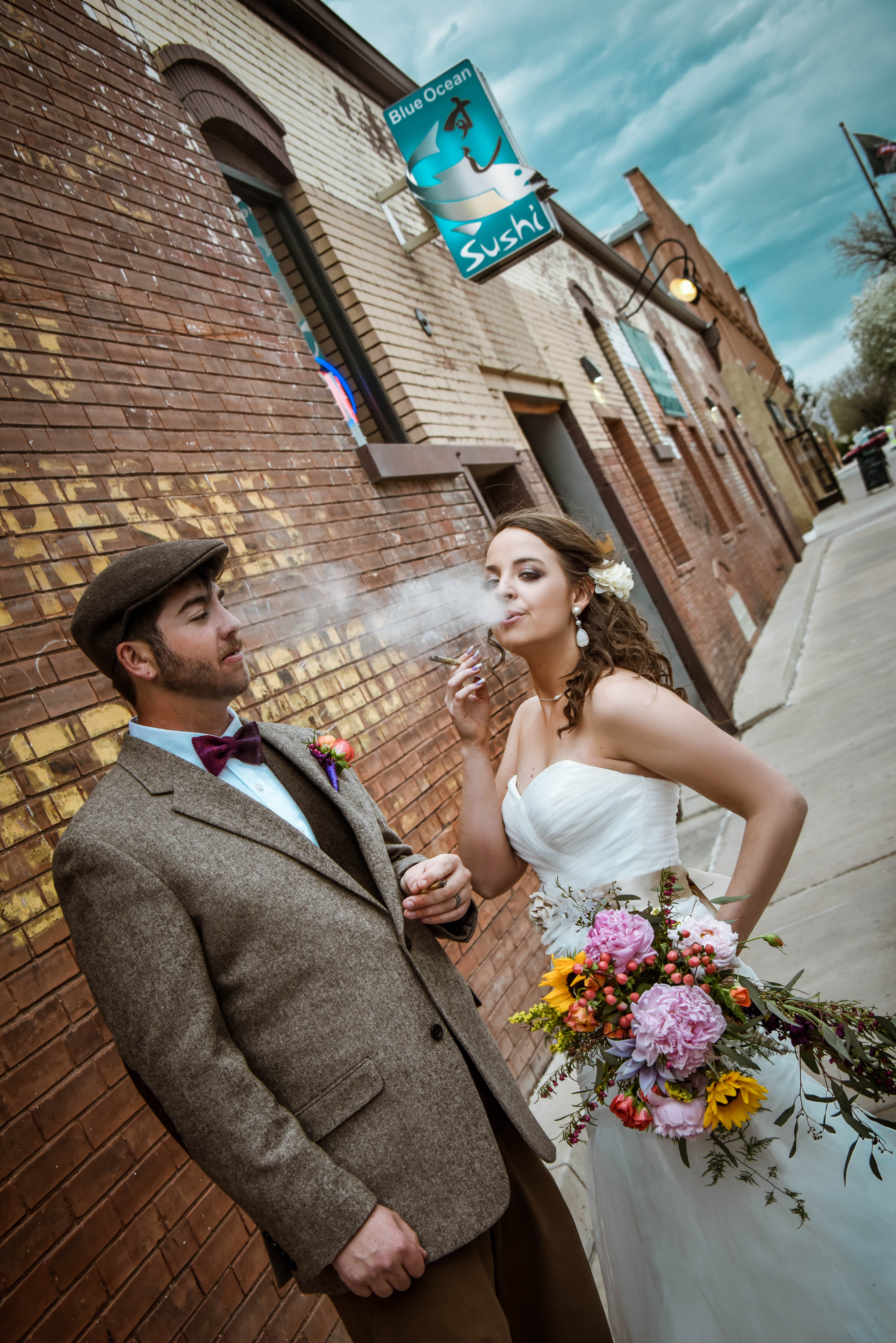 4/20 Wedding
