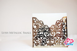 Lush Metallic Gold Small