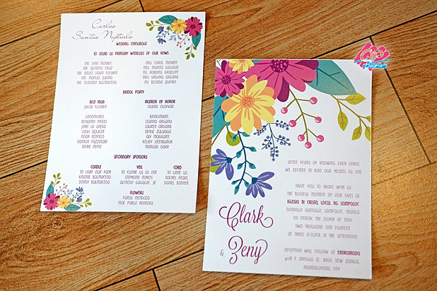 Home 2017 garden wedding debut invitations stopboris Gallery