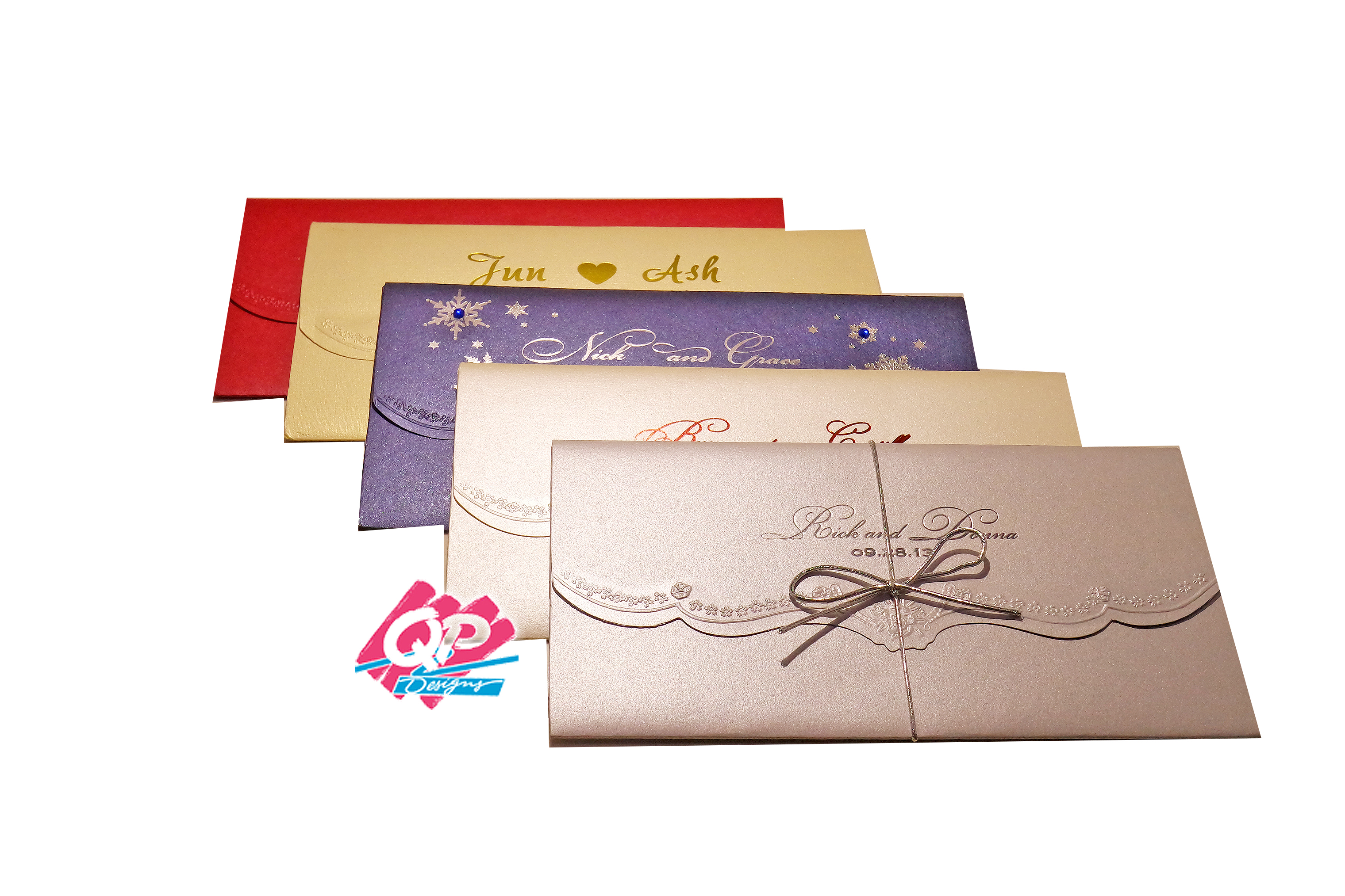 "#5 Pocket Invites - ""Delightful"""