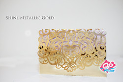 Shine Metallic Gold