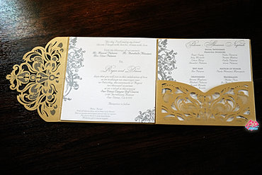 Home wedding debut events invitations choose your own design 3 inserts included main invite entourage rsvp and map page standard envelope stopboris Gallery