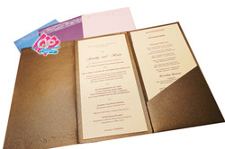 "#6 Pocket Invites - ""Faithful Affect"