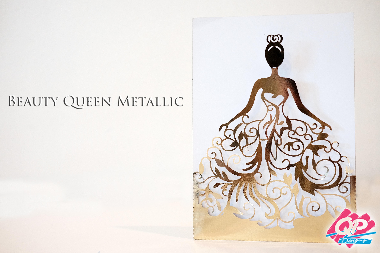 Beauty Queen Metallic