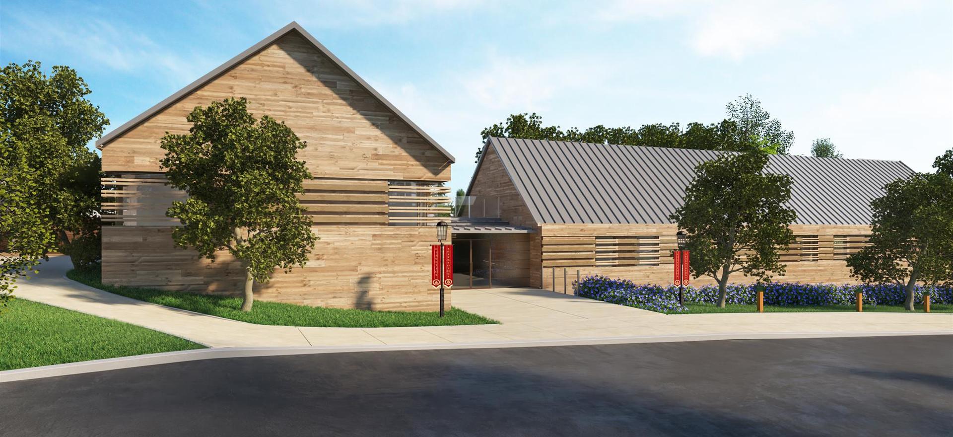 New Purpose Building, East Grinstead