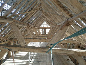 Barn conversion, East Sussex