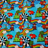Rainbow coos