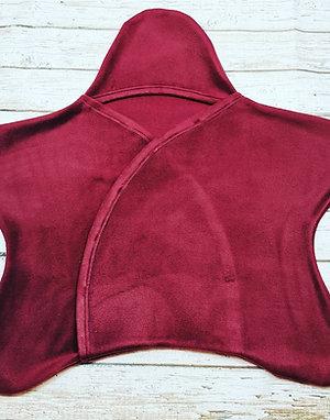 Star fleece wrap