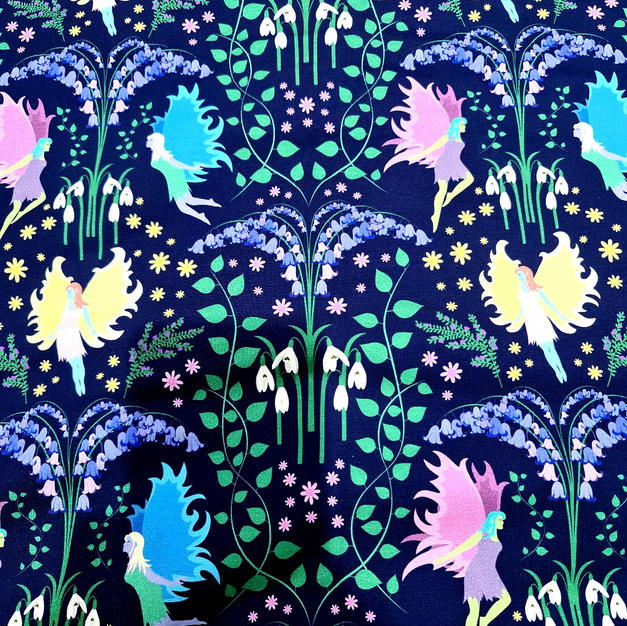 Bluebell fairies