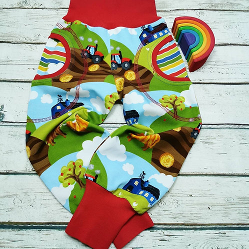 Children's pocket jogger pants